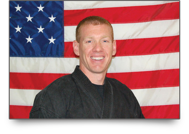 Mr. Schaefer Picture Owner of Karate America Neenah